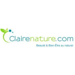 Code Promo ClaireNature en mai 2020