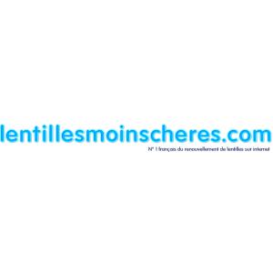 Coupon Reduction Lentillesmoinscheres.com en décembre 2020