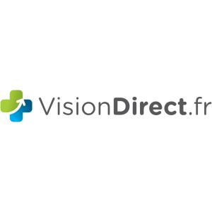 Code Promo VisionDirect en juillet 2021